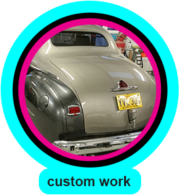 custom body work
