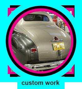 custom body work